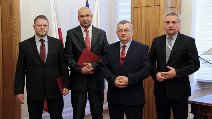 Tomasz Połeć nie jest już Głównym Inspektorem Transportu Drogowego. Tymczasowo zastąpi go Alvin Gajadhur