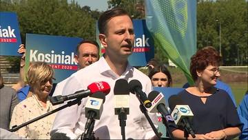 Kosiniak-Kamysz: Koalicja Polska złożyła projekt obniżenia podatku VAT
