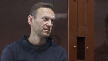 Kreml skomentował wyrok dla Nawalnego