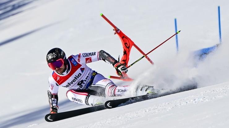 Alpejskie MŚ: Mathieu Faivre ma drugie złoto. Tym razem w gigancie