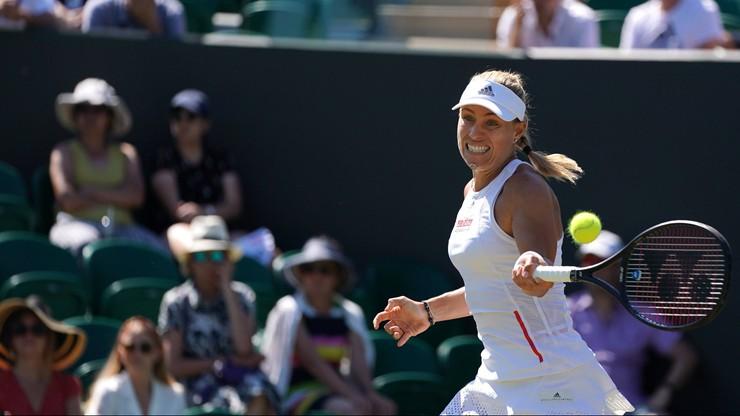 WTA w Osace: Deszcz pokrzyżował plany