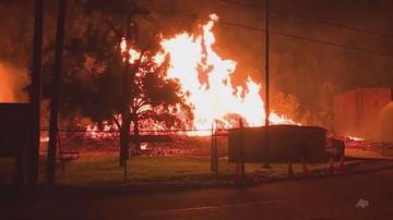 Spłonęło 9 mln litrów burbonu o wartości 45 mln dolarów