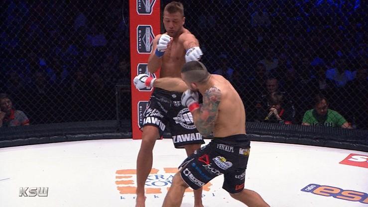 Czołowy zawodnik KSW podpisał kontrakt z UFC