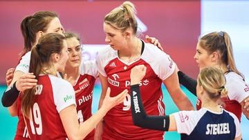 13–0! Seria zwycięstw polskich siatkarek w meczach sparingowych