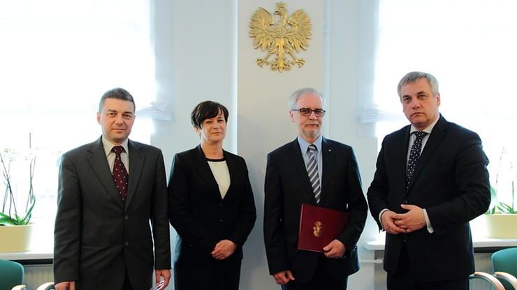 Tadeusz Grocholski wiceprezesem Polskiej Agencji Żeglugi Powietrznej
