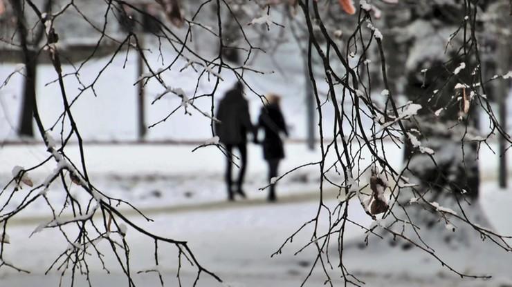Opady deszczu i śniegu, duże zachmurzenie. Prognoza pogody na 24 i 25 stycznia