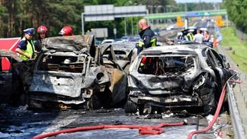 W wypadku na A6 zginęło troje dzieci. Wniosek o areszt dla kierowcy tira