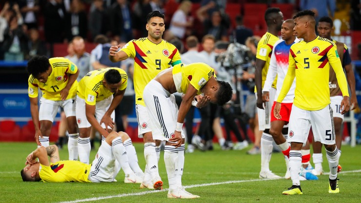 MŚ 2018: Kolumbijczycy żądają powtórzenia meczu z Anglią! Wystosowano petycję