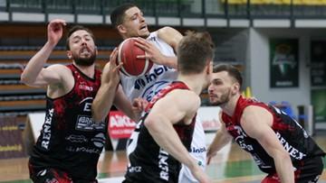 EBL: Enea Zastal BC Zielona Góra nie dał szans Enea Astorii Bydgoszcz