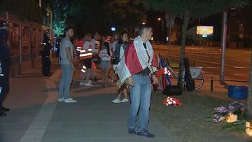 """Protest pod ambasadą Białorusi. """"Niech żyje wolność"""""""