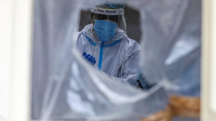 Nowe przypadki koronawirusa w Polsce. Ponad pół tysiąca zakażeń