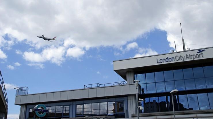 Lotnisko London City zamknięte. Znaleziono niewybuch z II wojny światowej