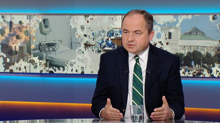 Krajowy Plan Odbudowy. Konrad Szymański: oczekujemy wyjaśnień od Komisji Europejskiej