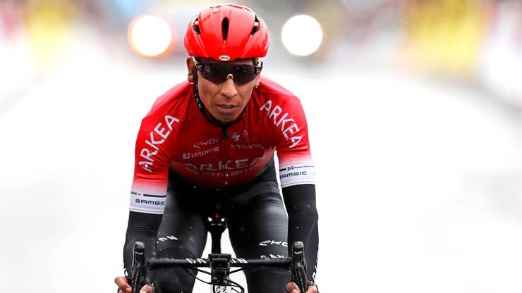 Europejskie wyścigi bez kolarskich gwiazd z Kolumbii?