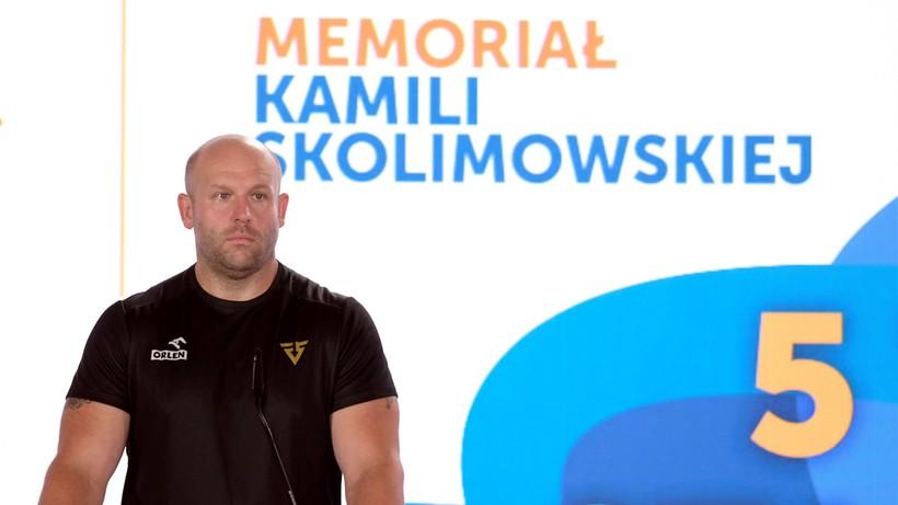 Piotr Małachowski zakończy sportową karierę udziałem w Memoriale Kamili Skolimowskiej