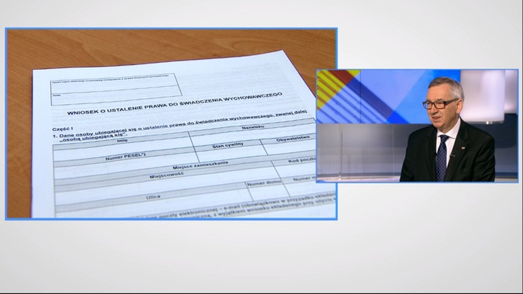 Wiceminister: pierwsze wypłaty w programie 500+ mogą nastąpić na przełomie kwietnia i maja