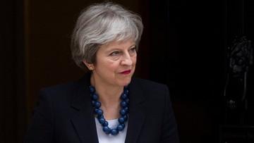 Premier Theresa May bez zaproszenia na ślub księcia Harry'ego
