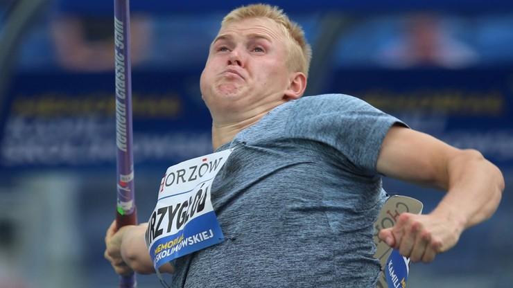 Mityng w Ostrawie: Mrzygłód z minimum na mistrzostwa świata