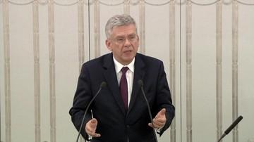Senat przyjął nowelizację ustawy o IPN. W czwartek oświadczenie rządu ws. nowelizacji