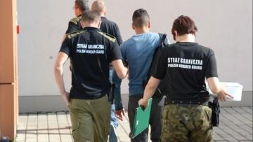 Marokańczyk przedostał się z Ukrainy do Polski podczepiony pod wagon pociągu