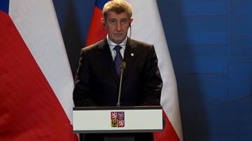 Były agent oskarża premiera Czech o świadomą współpracę z SB