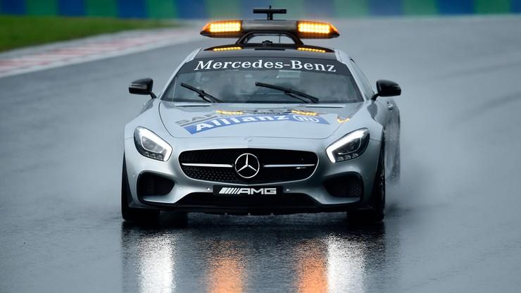 Formuła 1: Nowy samochód bezpieczeństwa zadebiutuje w Australii