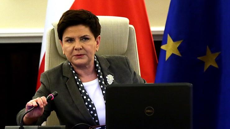 Źródła dyplomatyczne: rozmowa Szydło - May nt. Brexitu w najbliższych dniach