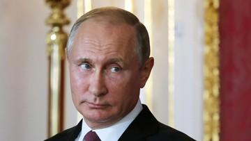 """Putin chwali Trumpa. """"Decyzja o spotkaniu z Kim Dzong Unem to dowód męstwa"""""""