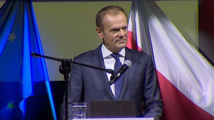 Tusk: nie sądziłem, że Kaczyński jest aż tak owładnięty obsesją pieniędzy