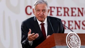 Prezydent Meksyku: pomożemy ograniczyć migrację, ale trzeba zająć się przyczynami