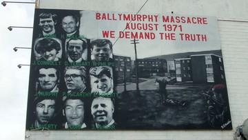 Premier Wielkiej Brytanii przeprosił za śmierć 10 Irlandczyków
