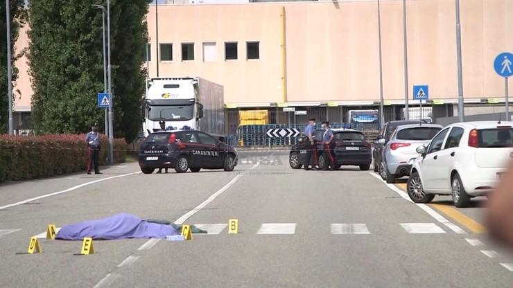 Włochy. Związkowiec potrącony przez tira podczas pikiety
