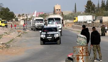 Kerry i Ławrow za szybkim rozpoczęciem rokowań pokojowych w Syrii