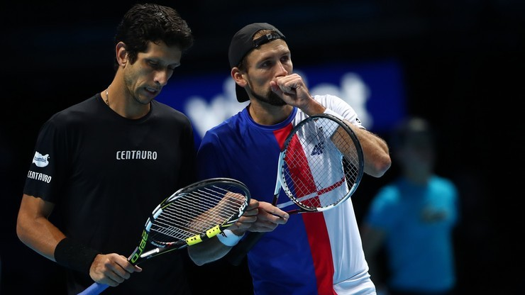 ATP Finals: Kubot i Melo rozpoczęli turniej od porażki