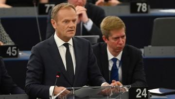 Tusk przekonany, że w Wielkiej Brytanii odbędą się wybory do Parlamentu Europejskiego
