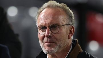 Bundesliga: Prezes zarządu Bayernu apeluje o jedność i spokój w klubie