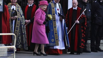 Wielka Brytania: królowa nie przyjęła nagrody dla seniora roku
