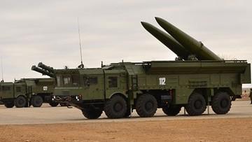 Rosyjska prasa: Iskandery mogą pojawić się na Krymie