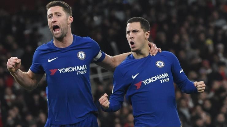 Courtois blisko przedłużenia kontraktu z Chelsea! Hazard zrobi to samo?