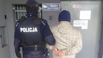 Przestępcy zatrzymani przez... brak maseczki