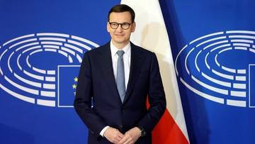 Premier na szczycie w Brukseli. Kwestia KPO i spotkanie z Merkel