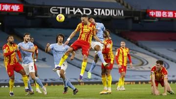 Premier League: Manchester City podzielił się punktami z West Bromwich Albion