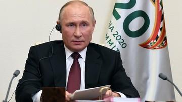 Putin: Rosja jest gotowa dostarczyć swoją szczepionkę innym państwom