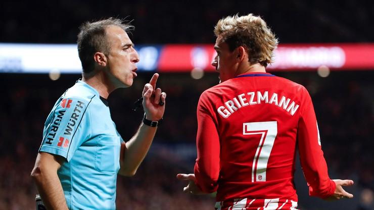 Wielkie derby Madrytu na zero. Griezmann myślami już w Bayernie?