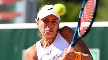 Linette skomentowała awans do kolejnej rundy Wimbledonu