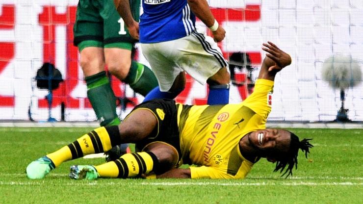Napastnik Borussii Dortmund złamał nogę! Opuści mundial?