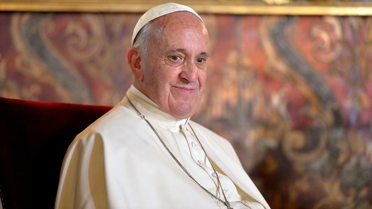 Papież: konflikty, kryzys gospodarczy i sanitarny przyczyną głodu milionów ludzi