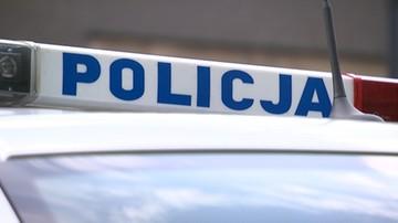 Policja odkryła atrapy bomb na drodze S12 k. Świdnika