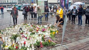 Media: nożownik z Turku chciał dołączyć do Państwa Islamskiego