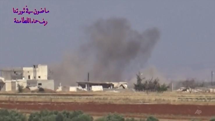 """""""Amerykański bombowiec zaatakował bazę we wschodniej Syrii"""". Pentagon zaprzecza"""